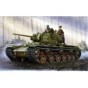Модель танка КВ-1, модель 1942 г. (1:35)