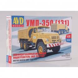 AVD Models 1295AVD Сборная модель автомобиля УМП-350 (ЗИЛ-131) (1:72)