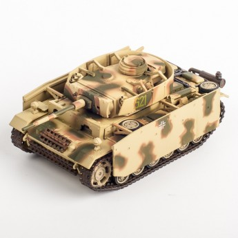 "Panzerstahl 88026 Готовая модель танка Panzer III Ausf. M танковая дивизия СС ""Totenkopf"" Курск 1943 г (1:72)"