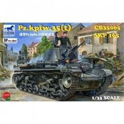 Bronco Models CB35065 Сборная модель танка Pz.kpfw.35(t) (1:35)