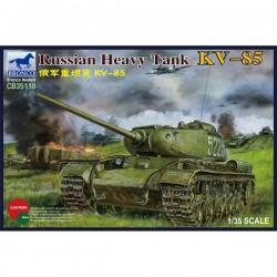 Bronco Models CB35110 Сборная модель танка Heavy Tank KV-85 (1:35)