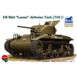 Bronco Models CB35162 Сборная модель танка M22 Locust Airborne Tank (T9E1) (1:35)