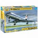 Звезда 7007 Сборная модель самолета Ту-134А/Б-3 (1:144)