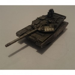 HeavyMetal.Toys Модель танка Т-90 МС из металла без подставки (1:100)