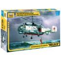 Звезда 7247 Сборная модель вертолета Ка-27ПС (1:72)