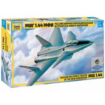 Звезда 7252 Сборная модель самолета МиГ 1.44 (1:72)