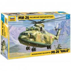 Звезда 7270 Сборная модель вертолета Ми-26 (1:72)