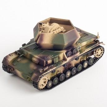Panzerstahl 88009 Готовая модель ЗСУ Flakpz. IV Ostwind Prototype Sept 1944 (1:72)