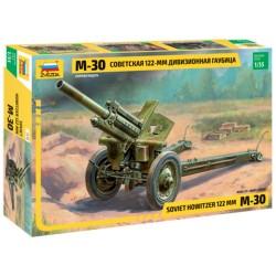 Звезда 3510 Сборная модель пушки 122-мм гаубица М-30 (1:35)