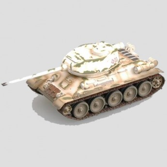 Easy Model 36271 Готовая модель танка Т-34/85 в зимнем камуфляже (1:72)