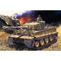 Academy 13265 Сборная модель танка Pz. Kpfw. VI Тигр ср. вып. (1:35)