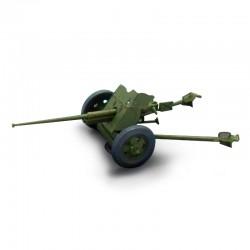 Soviet Armour SA424 Собранная модель пушки 45mm M42 (1942) (1:72)