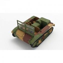 Soviet Armour W1939-03 Готовая модель гусеничного тягача C2P (1:72)