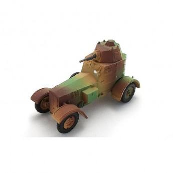 Soviet Armour W1939-07 Собранная модель бронеавтомобиля Wz 34 (1:72)