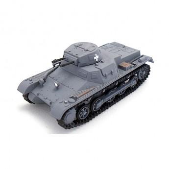 Soviet Armour W1939-08 Собранная модель танка Pz Kpfw I Ausf B (1:72)