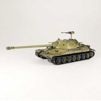 Собранная модель супер тяжелого танка ИС-7 (1:72). Эксклюзив