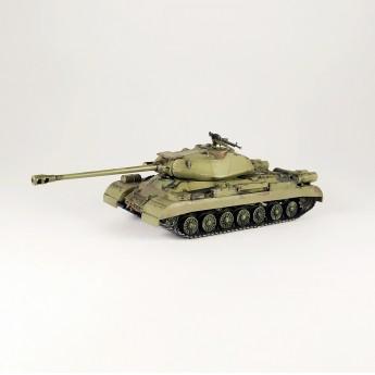 BroneMir br101 Собранная модель танка ИС-4 (1:72)