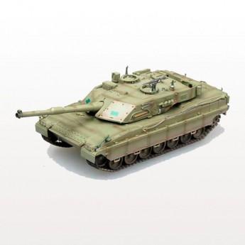 Модель итальянского танка C1 Ariete E1