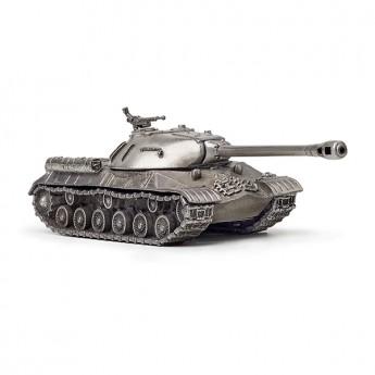HeavyMetal.Toys Модель танка ИС-3 из металла без подставки (1:72)