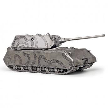HeavyMetal.Toys Модель танка Maus из металла без подставки (1:72)
