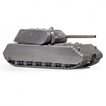 HeavyMetal.Toys Модель танка Maus из металла без подставки (1:100)
