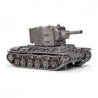 HeavyMetal.Toys Модель Танка КВ-2 из металла без подставки (1:72)