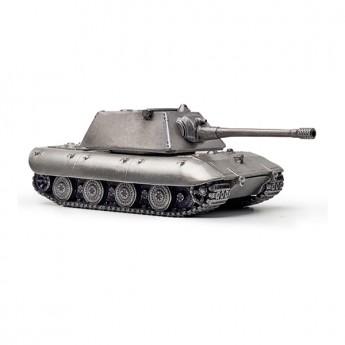 HeavyMetal.Toys Модель танка Е-100 из металла без подставки (1:100)