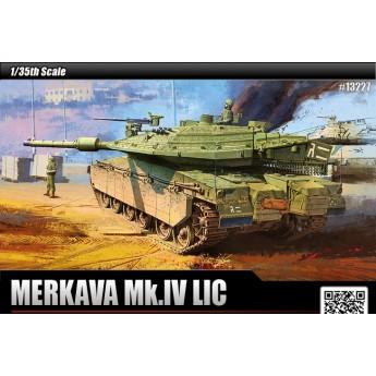 Academy 13227 Сборная модель танка Merkava Mk.IV (1:35)