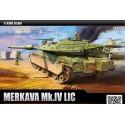 Модель танка Merkava Mk.IV