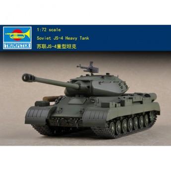 Trumpeter 07143 Сборная модель танка ИС-4 (1:72)