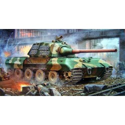 Модель танка Е-100 сверхтяжелый (1:35)