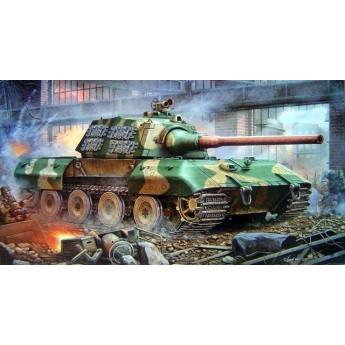Trumpeter 00384 Сборная модель танка Е-100 сверхтяжелый (1:35)