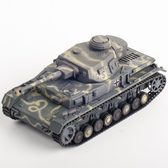 Panzerstahl 88004 Готовая модель танка Panzer IV Россия 1943 г (1:72)
