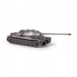 HeavyMetal.Toys Модель танка ИС-7 из металла без подставки (1:100)