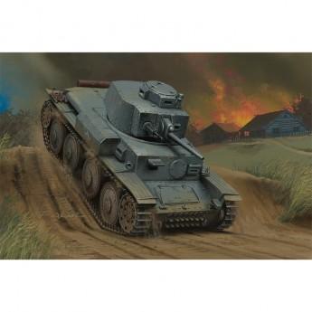 Hobby Boss HB80137 Сборная модель танка German Panzer Kpfw 38(t) Ausf G (1:35)
