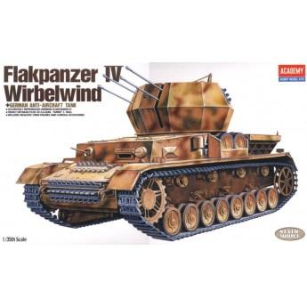 Academy 13236 Сборная модель ЗСУ WIRBELWIND (1:35)
