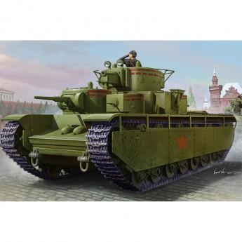Hobby Boss HB83841 Сборная модель танка Т-35 Heavy Tank (ранний) (1:35)