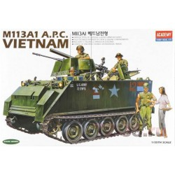 Модель БТР M113A1 Вьетнам (1:35)