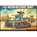 Academy 13270 Сборная модель танка M3 Stuart Honey (1:35)