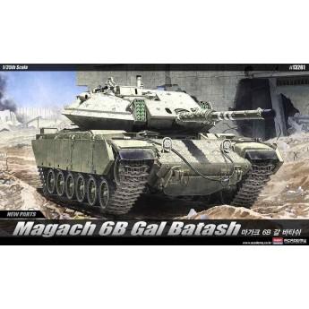 Academy 13281 Сборная модель танка Magach 6B Gal Batash (1:35)