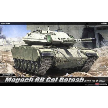 Модель танка Magarch 6B Gal Batash (1:35)
