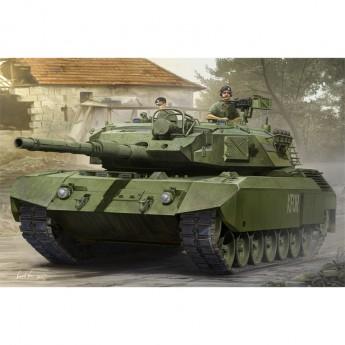 Hobby Boss HB84502 Сборная модель танка Leopard C1A1 (Canadian MBT) (1:35)