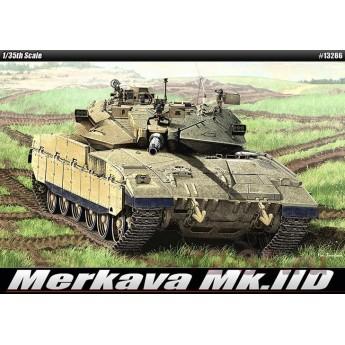 Academy 13286 Сборная модель танка MERKAVA Mk.IID (1:35)