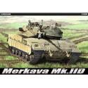 Модель танка MERKAVA Mk.IID (1:35)