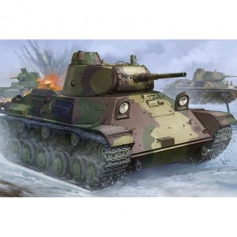 Hobby Boss HB83828 Сборная модель танка Finnish T-50 Tank (1:35)