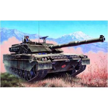 """Trumpeter 00332 Сборная модель танка С-1 """"Ариете"""" (1:35)"""