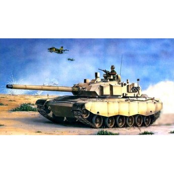 """Trumpeter 00333 Сборная модель танка ЕЕ-Т1 """"Озорио"""" (1:35)"""