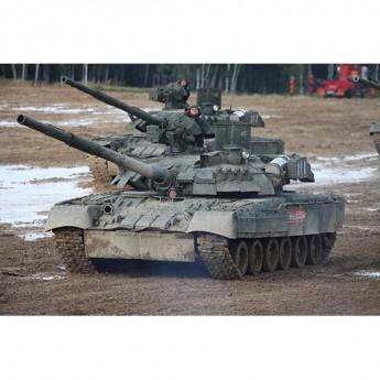 Trumpeter 09579 Сборная модель танка Russian T-80UE-1 MBT (1:35)