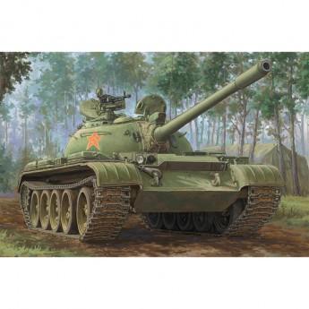 Hobby Boss HB84542 Сборная модель танка PLA 59-1 Medium Tank (1:35)