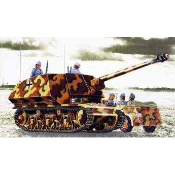 """Модель САУ 75 мм. РАК-40/1 """"Мардер"""" (1:35)"""